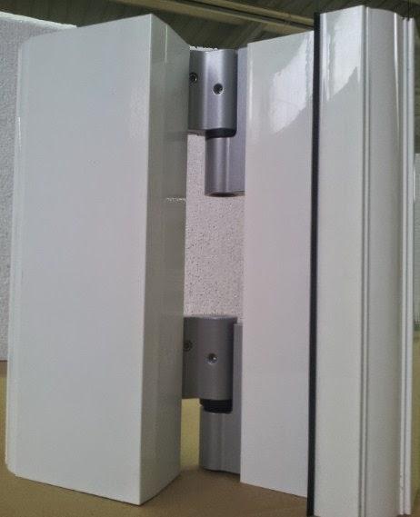 Todo puertas modernas en aluminio bisagras regulables for Puertas en aluminio modernas