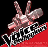 The Voice Of The Philippines (Premiere) –  09 Jun 2013