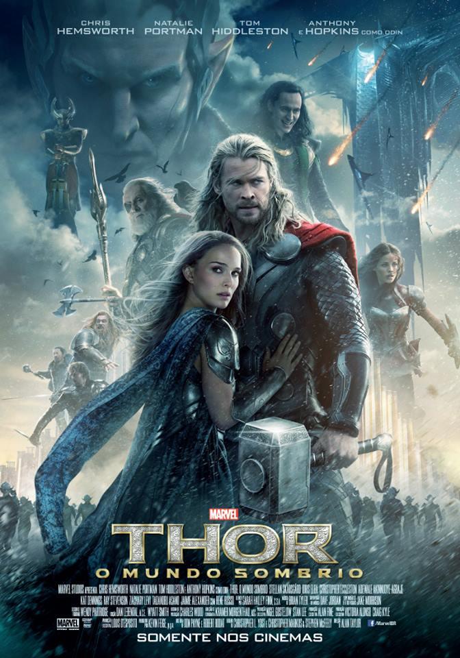 Thor; o mundo sombrio.