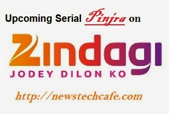 PINJRA Upcoming ZindagiTv Show in 2015 | Copy Rehaai(TV series) Pakistani TV Show