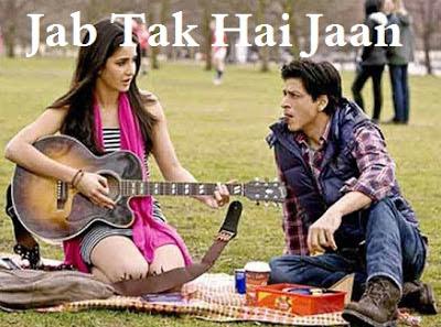 Challa Lyrics - Jab Tak Hai Jaan