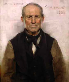 Old Willie by James Guthrie