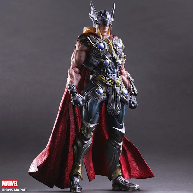 Play Arts Kai Variant Thor marvel series