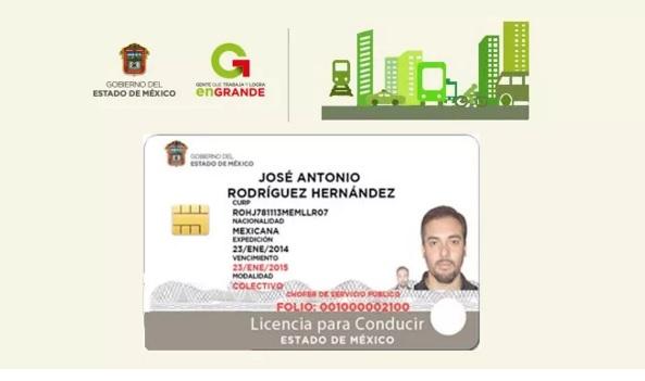 Conductor Estado de México
