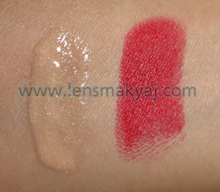 MAC Ruby Woo C-Thru