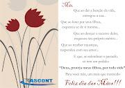 Feliz dia das Mães. Postado por Luciano Bezerra às 15:37 (mensagem dia das maes)