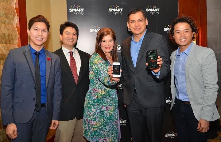 Smart Infinity Lifetyle App, Smart Infinity