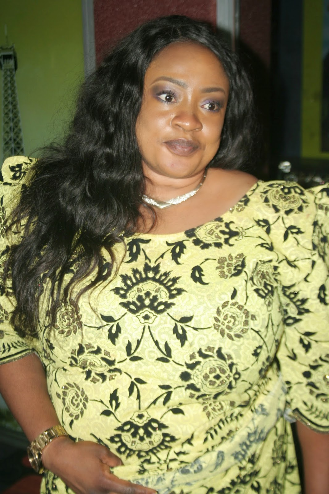 foluke daramola movie premiere