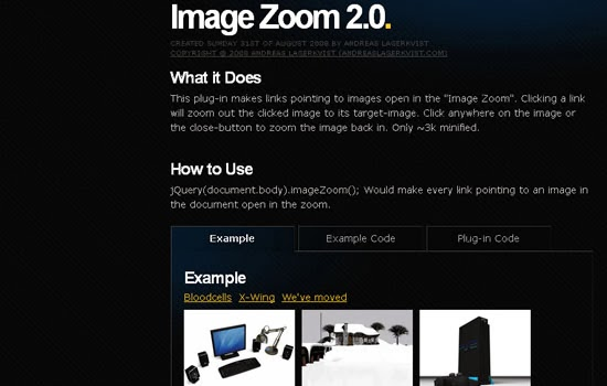 jQuery Image Zoom 2.0