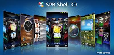 SPB Shell 3D v1.5.3 ANDROID 2.1