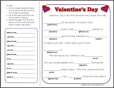 98 ideas Valentine Day Party Letter To Parents Template on