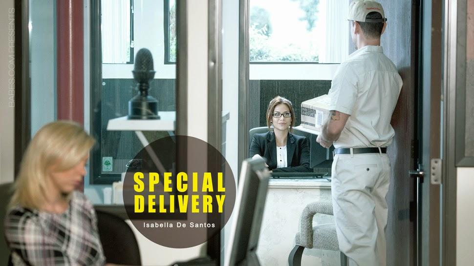 Gicbee 2015-01-11 Isabella De Santos - Special Delivery 01270