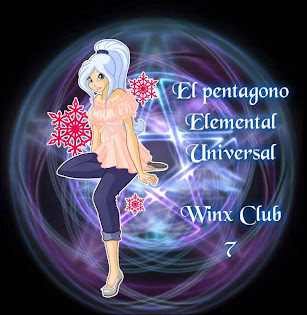 Pentagono Elemental Universal - Winx Club 7