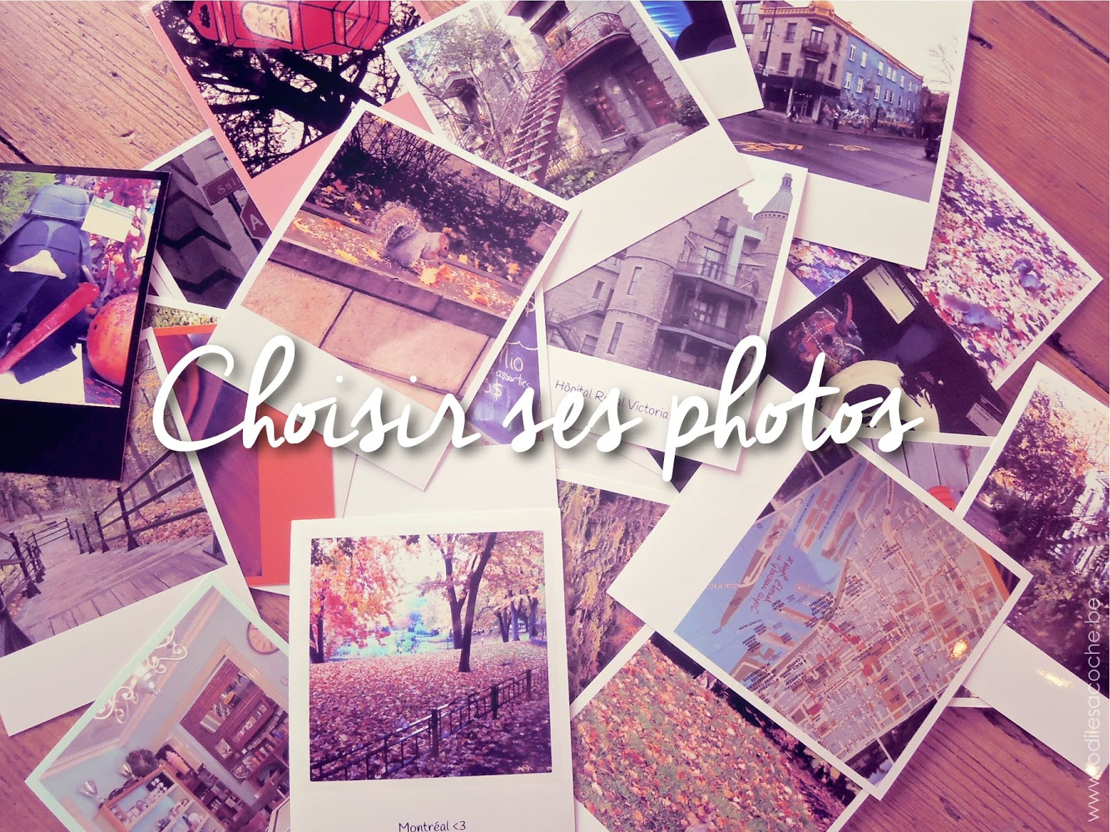 photos imprimés via printic