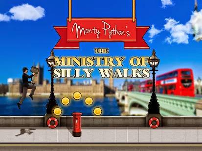 The Ministry of Silly Walks Apk Data Android