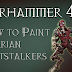 Tutorial: How To Paint Sicarian Ruststalkers