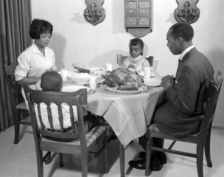 Past Thanksgiving