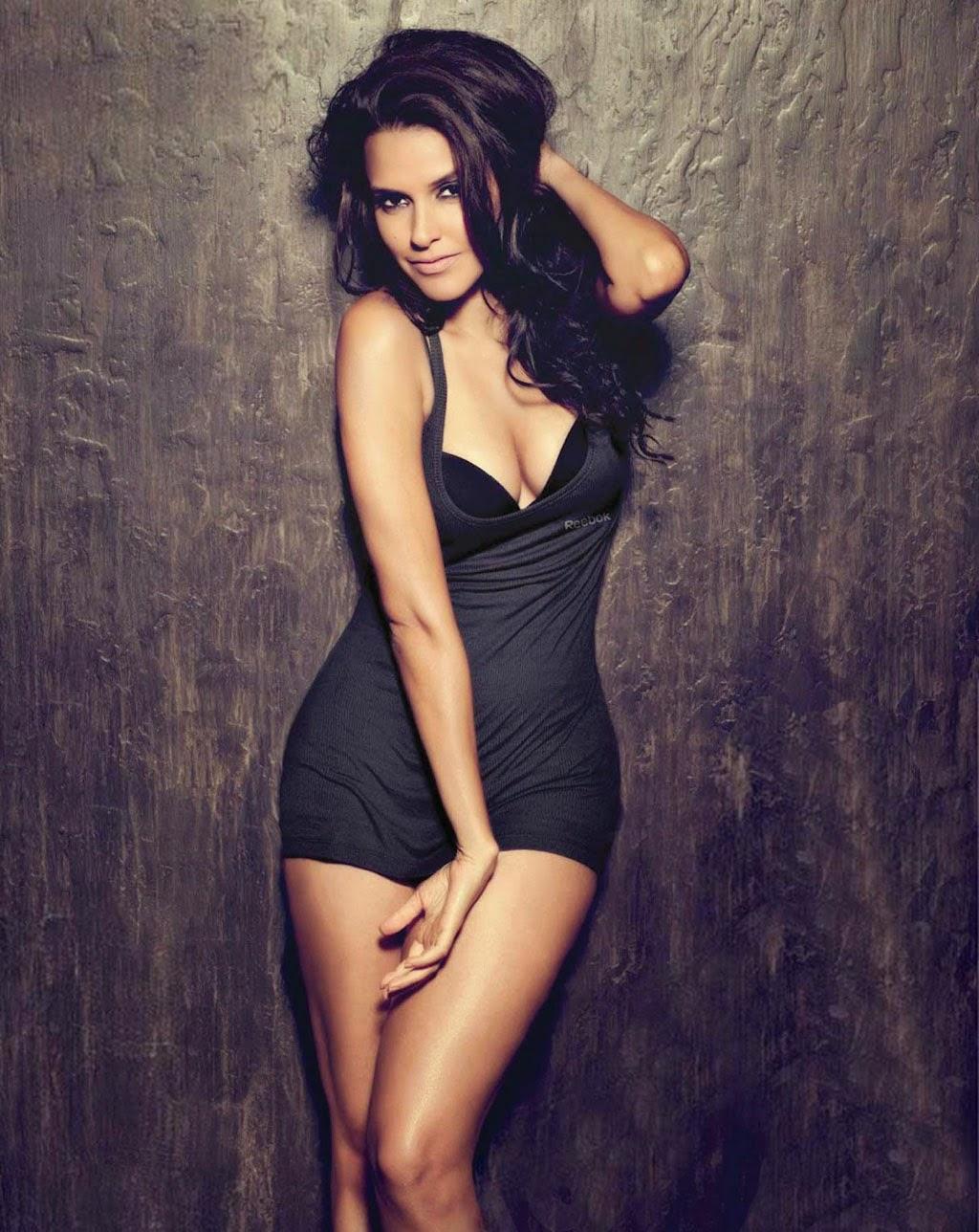 Neha Dhupia Hot & Wild in Maxim Magazine