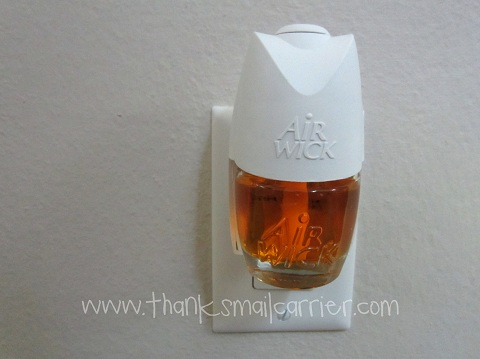 Air Wick scented oil review