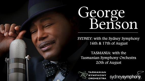 GEORGE BENSON: SYDNEY | TASMANIA
