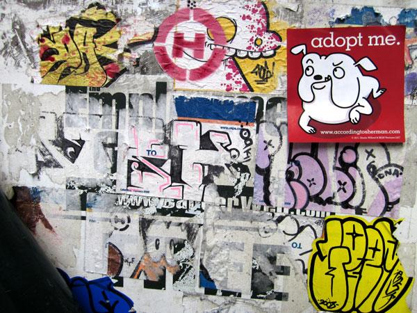 Forgotten Stickers
