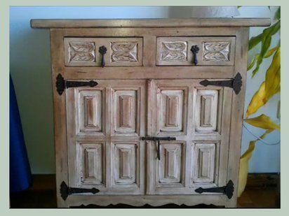 Revival muebles castellanos muebles con encanto for Restaurar mueble antiguo a moderno