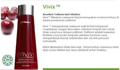 ketahui 1001 khasiat VIVIX dalam menyembuhkan pelbagai penyakit serius