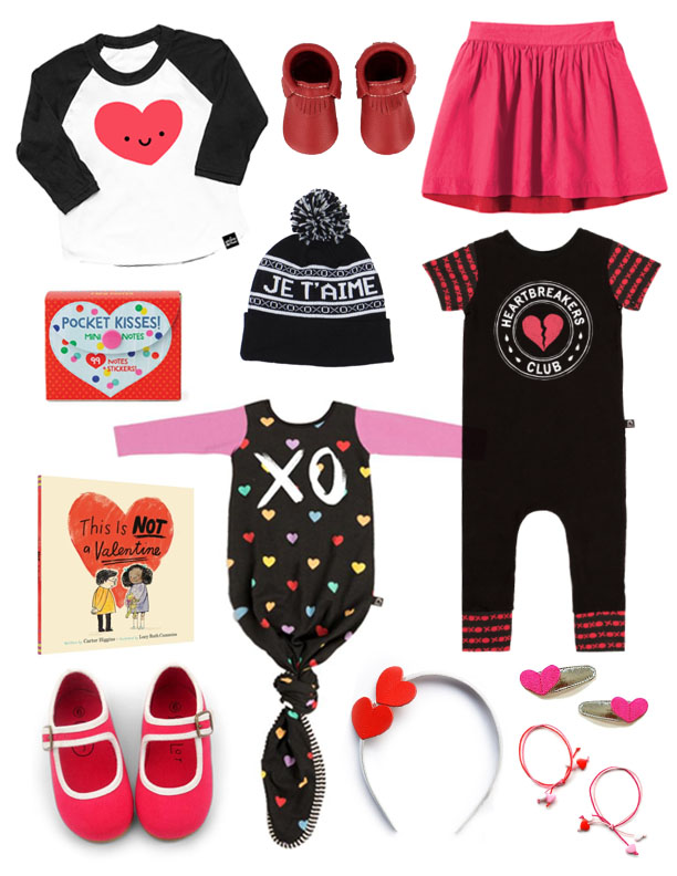 Valentine Styles for Kids