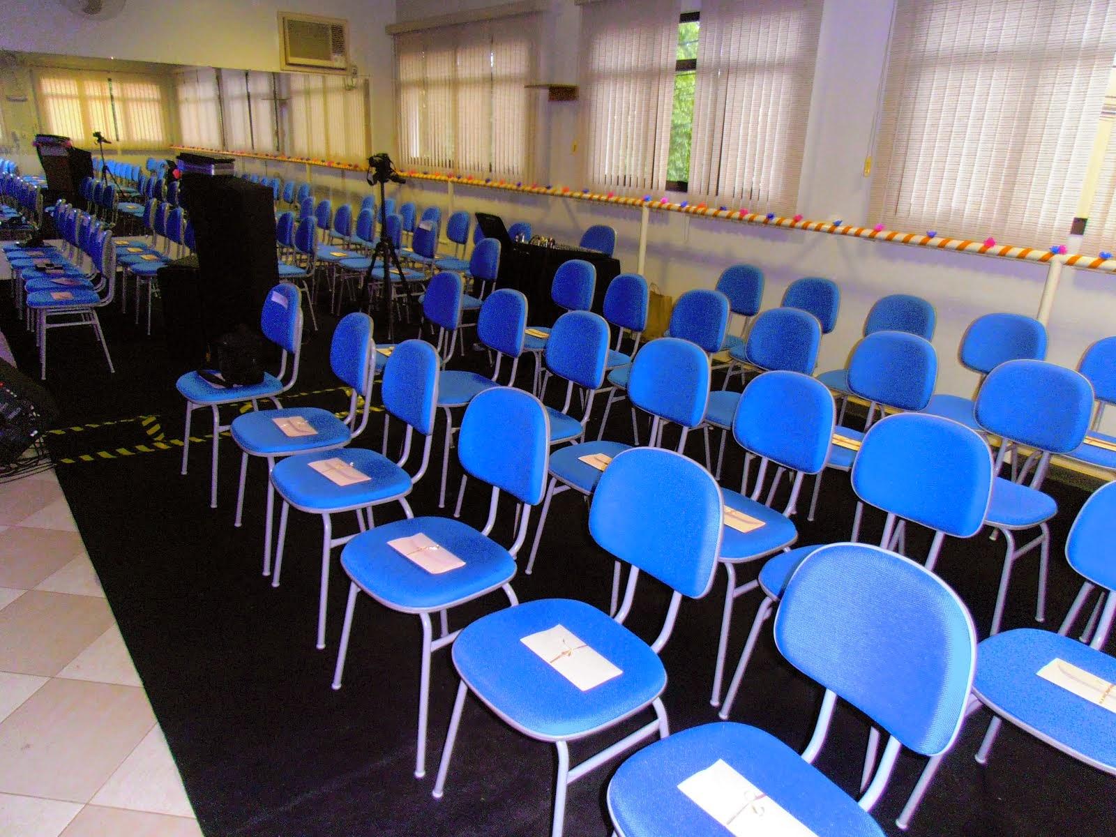 Auditório Belas Artes!