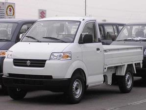 Suzuki APV : All About Loads