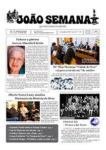 """Jornal """"João Semana"""""""
