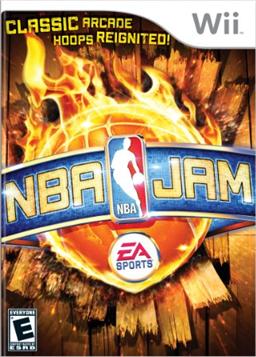 NBA Jam 2010 Wii