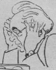 Caricatura de Victor Kahn