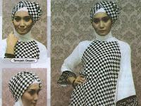 Inspirasi Hijab : Turban Style