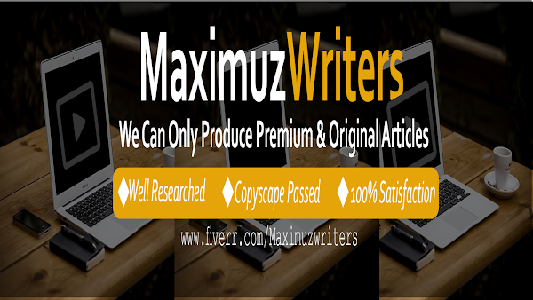 Maximuzwriter | Your Ultimate Shop for Quality Content writing