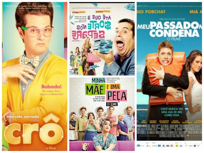 4 Filmes Brasileiros que você deve assitir