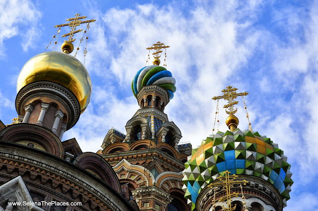 Church of the Spilled Blood, St. Peterburg, Russia