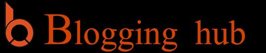 Blogging hub