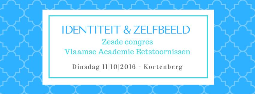 6de congres Vlaamse Academie Eetstoornissen