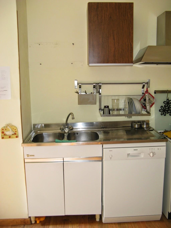 I mobili di casa mia cucina elettrodomestici - Mobile sottolavello cucina ...