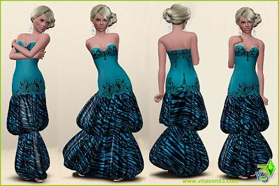 Wedding Dresses and Jewelry by Vita Sims Valandress_4