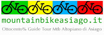 Mountainbike Asiago - Fat Bike Asiago