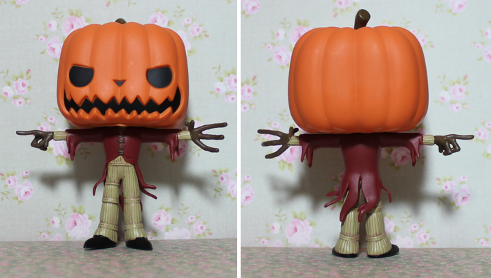 funko pop vinyl pumpkin king
