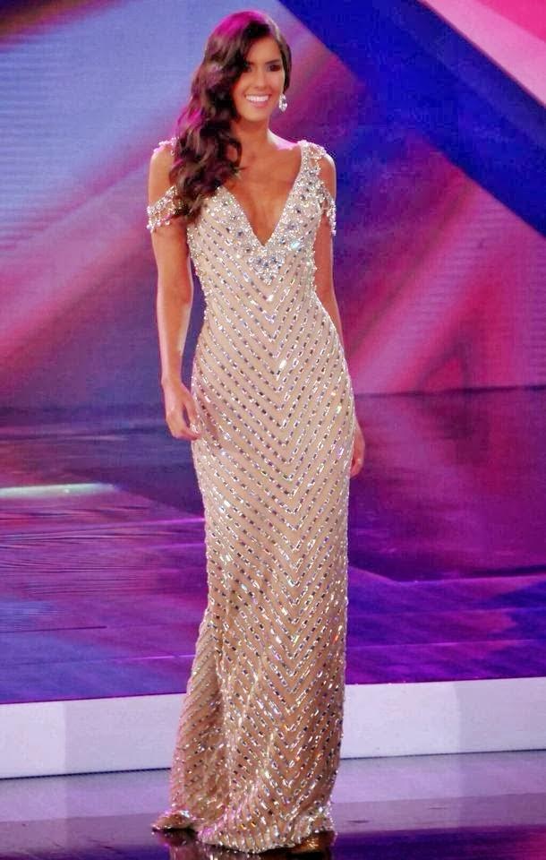 Colombia miss universe colombia 2013 2014 paulina vega nick verreos