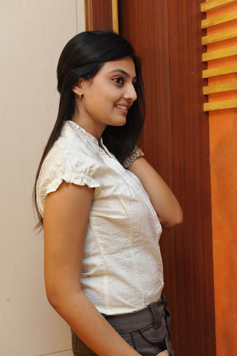 nikitha narayan at its my love story pressmeet, nitkitha narayan latest photos
