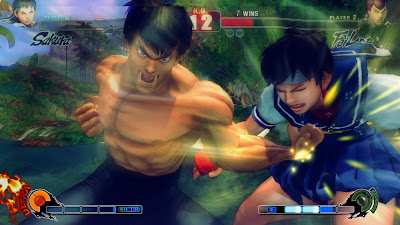 Street Fighter IV Screenshots 3