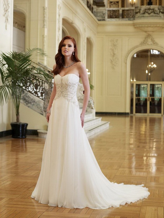 Posted by Admin Labels aline Princess wedding dresses backless Princess