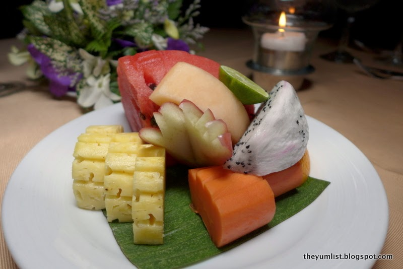 Dinner of the Senses, Banyan Tree Phuket,