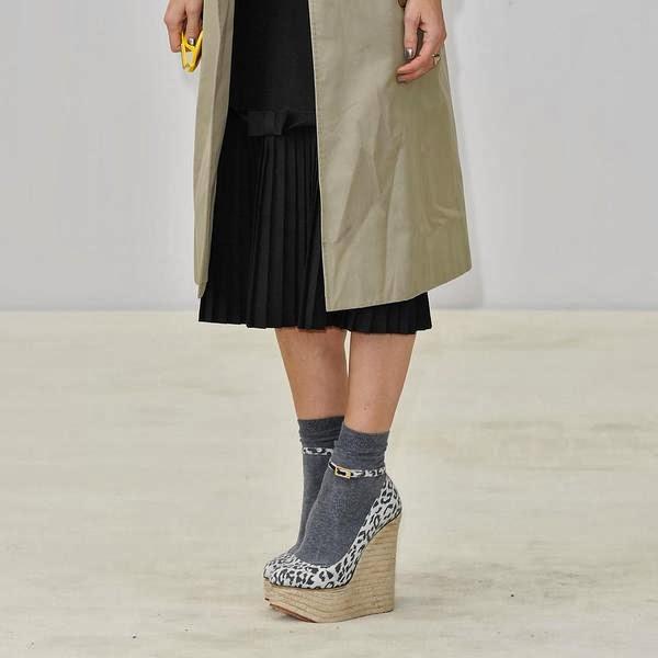 Dicas de moda como usar vários estilos de meias