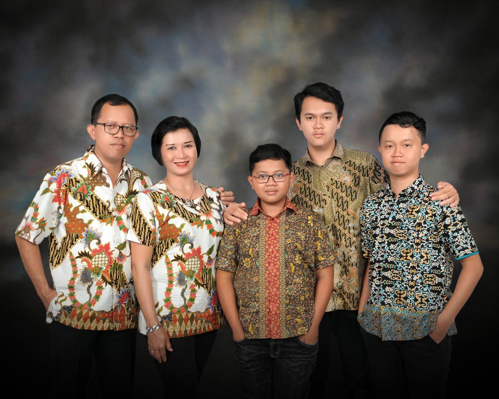Keluarga Wahyurudhanto (2016)